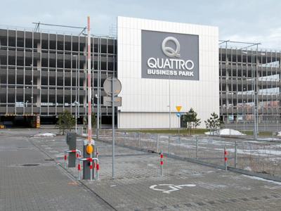 Quattro Business Park – budynek P